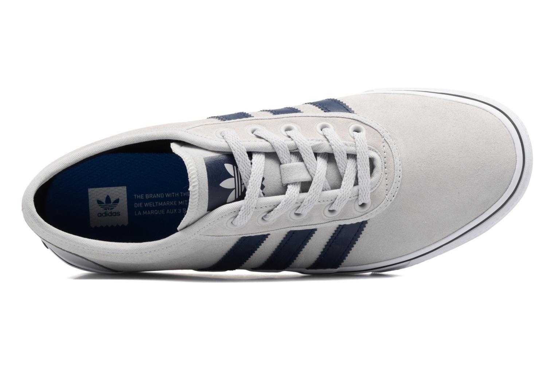 Baskets Adidas Originals Adi-Ease Gris vue gauche