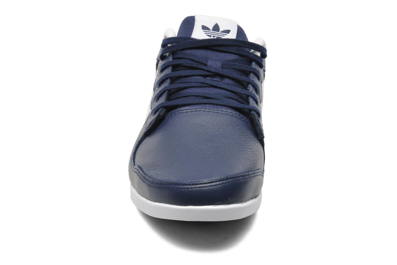 Sneaker Adidas Originals Plimcana 2.0 Low blau schuhe getragen
