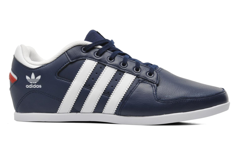 Sneaker Adidas Originals Plimcana 2.0 Low blau ansicht von hinten