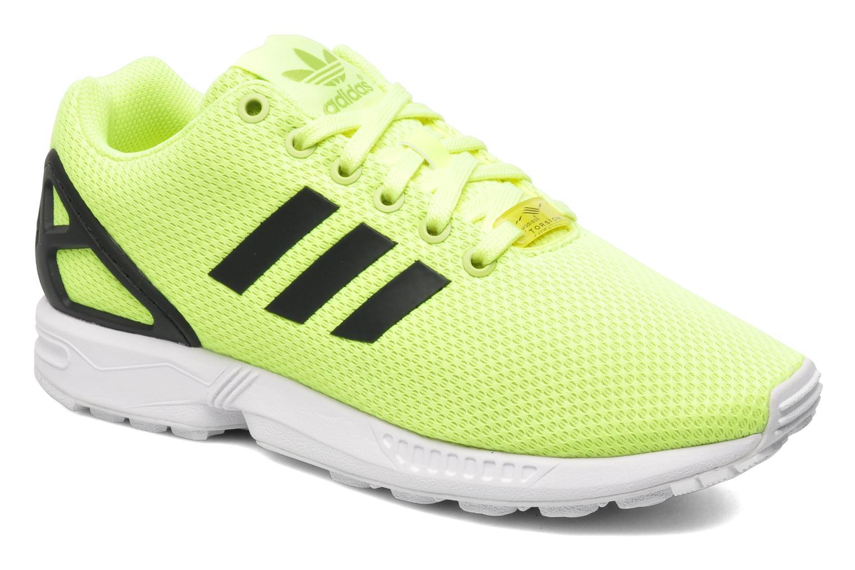 basket adidas jaune fluo