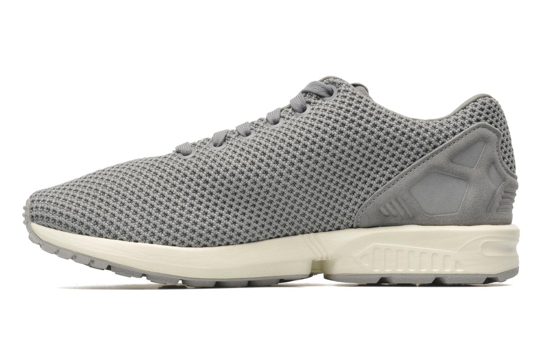 Sneakers Adidas Originals Zx Flux Grijs voorkant
