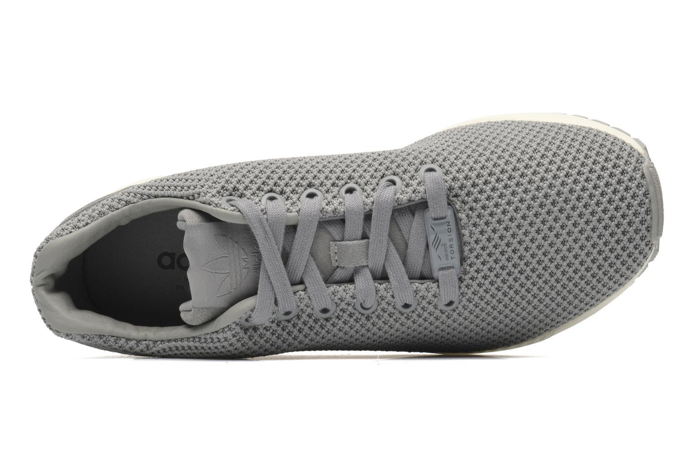 Baskets Adidas Originals Zx Flux Gris vue gauche