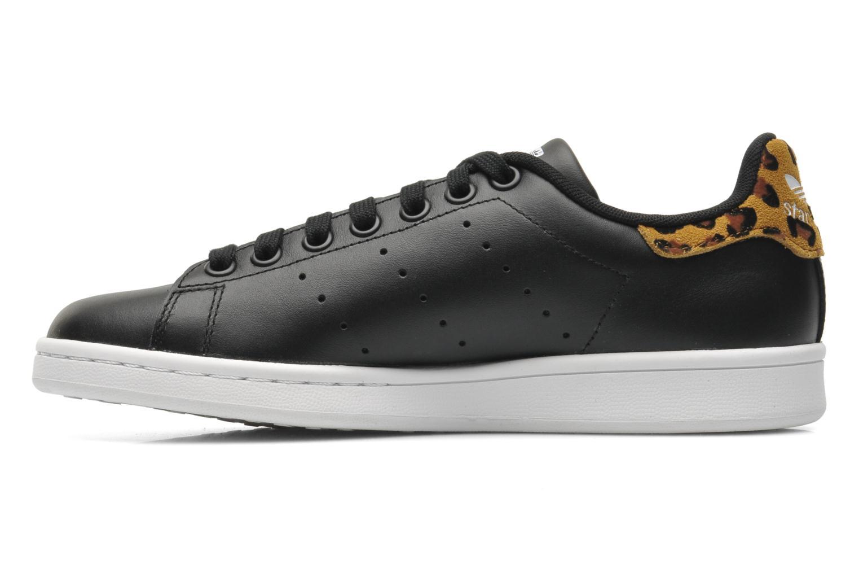 Sneakers Adidas Originals Stan Smith W Sort se forfra