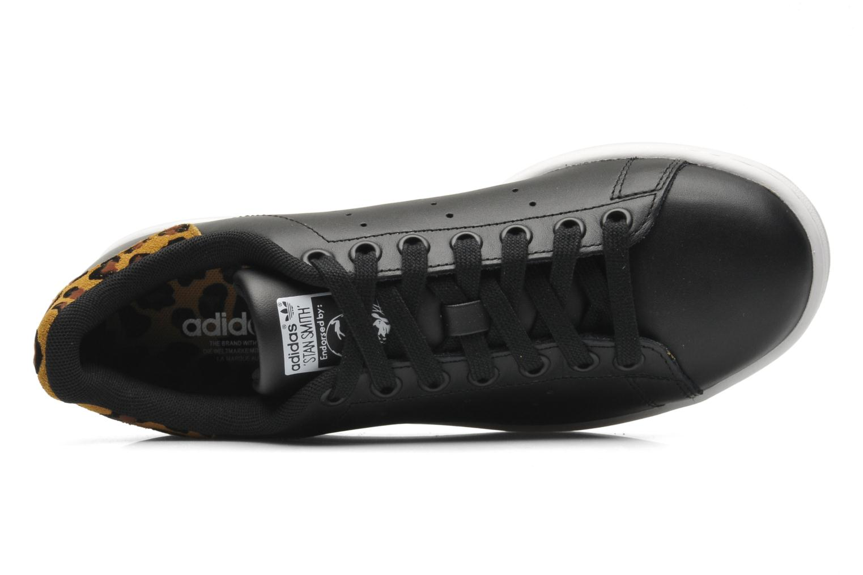 Sneakers Adidas Originals Stan Smith W Sort se fra venstre