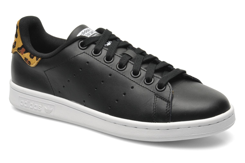 Sneakers Adidas Originals Stan Smith W Sort detaljeret billede af skoene