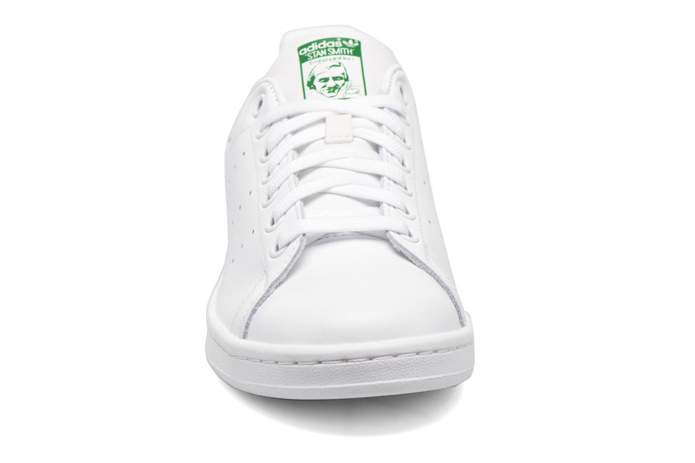 Baskets Adidas Originals Stan Smith W Blanc vue portées chaussures