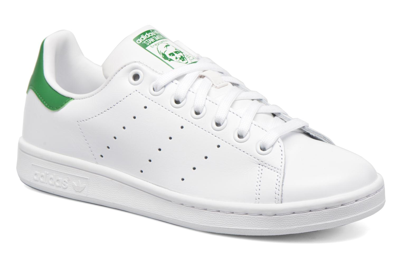 adidas originals stan smith w blanc baskets chez sarenza 231731. Black Bedroom Furniture Sets. Home Design Ideas
