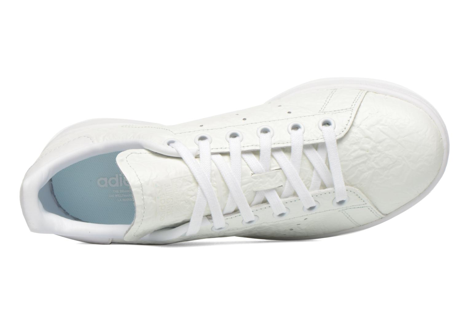 Baskets Adidas Originals Stan Smith W Vert vue gauche