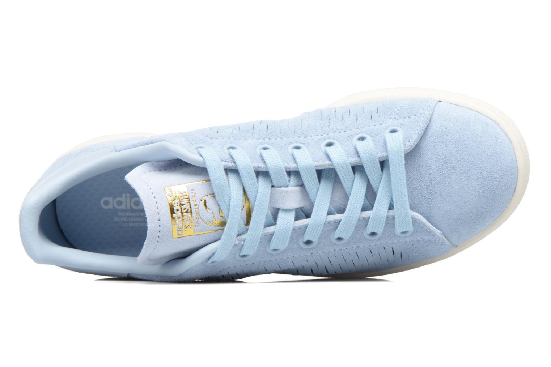 Baskets Adidas Originals Stan Smith W Bleu vue gauche