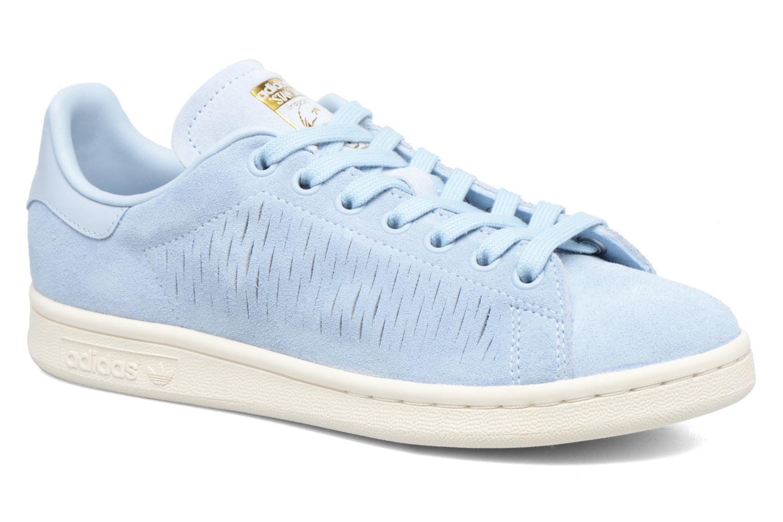 Baskets Adidas Originals Stan Smith W Bleu vue détail/paire