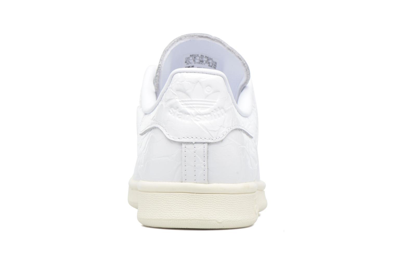 Baskets Adidas Originals Stan Smith W Blanc vue droite