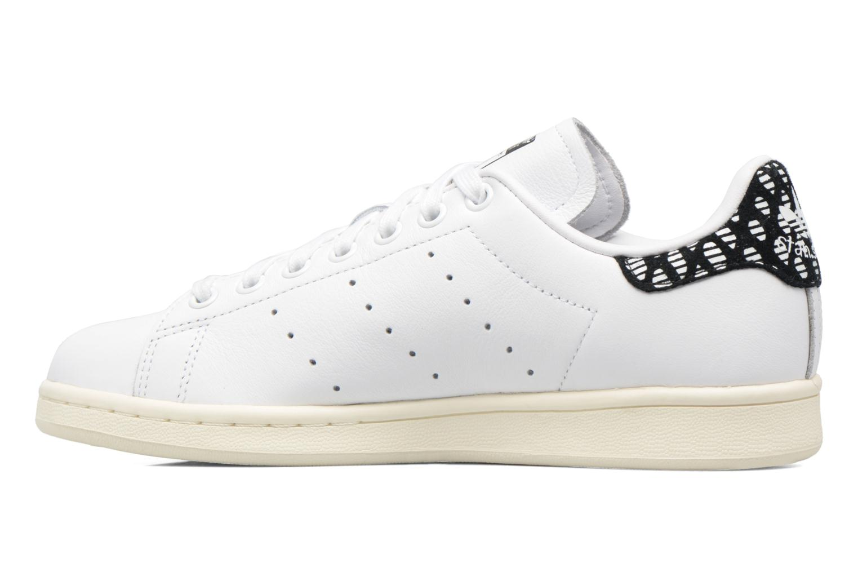 Baskets Adidas Originals Stan Smith W Noir vue face