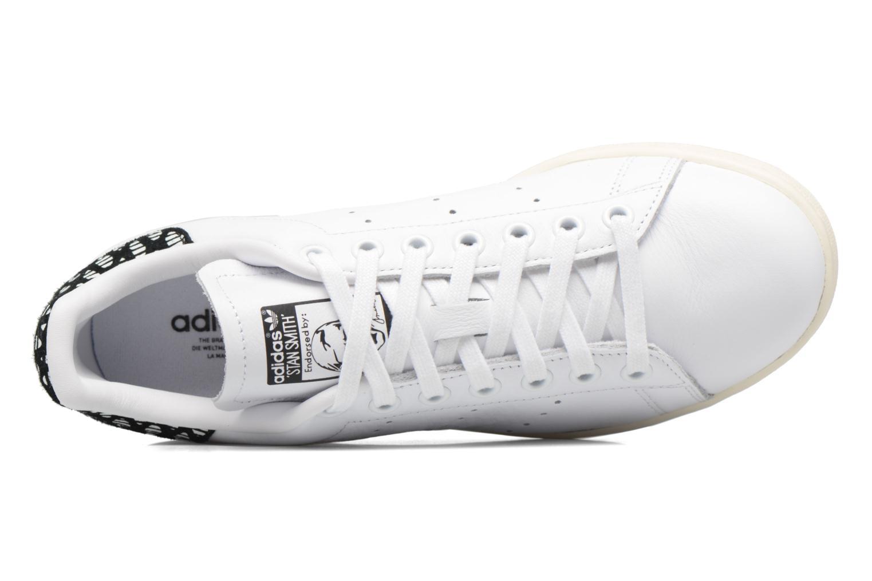 Baskets Adidas Originals Stan Smith W Noir vue gauche