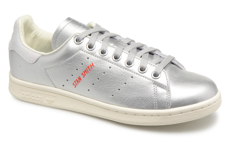 Grandes descuentos últimos zapatos Adidas Originals Stan Smith W (Plateado) - Deportivas Descuento