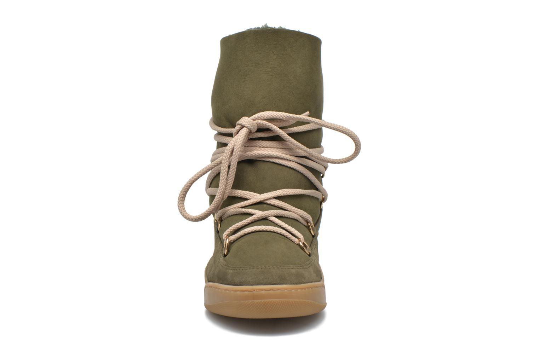 Boots en enkellaarsjes Serafini Moon Groen model