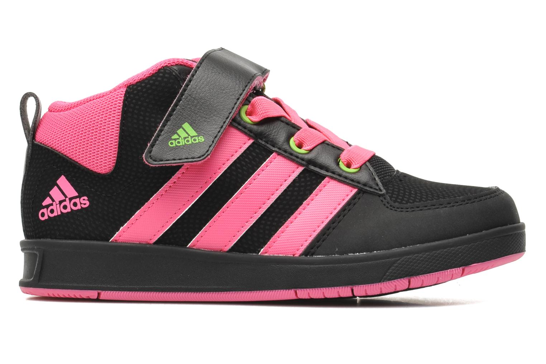 Jan BS Mid C Black 1/Neon Pink/Black 1