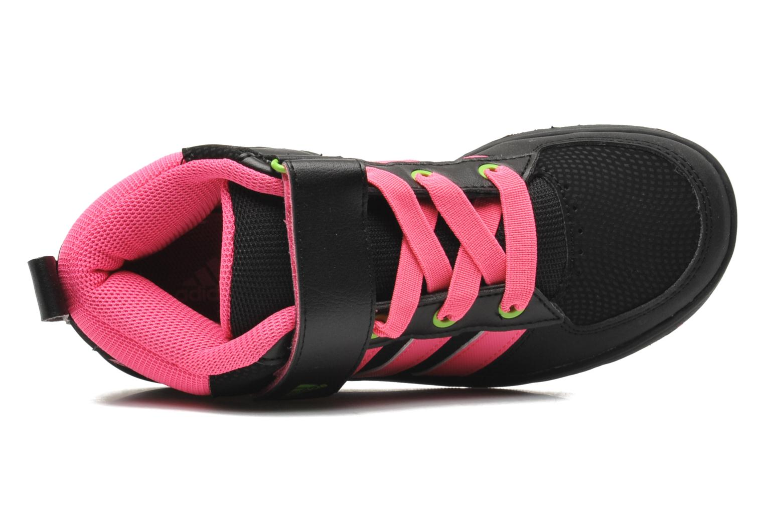 Jan BS Mid C Black 1/Neon Pink/Black 1