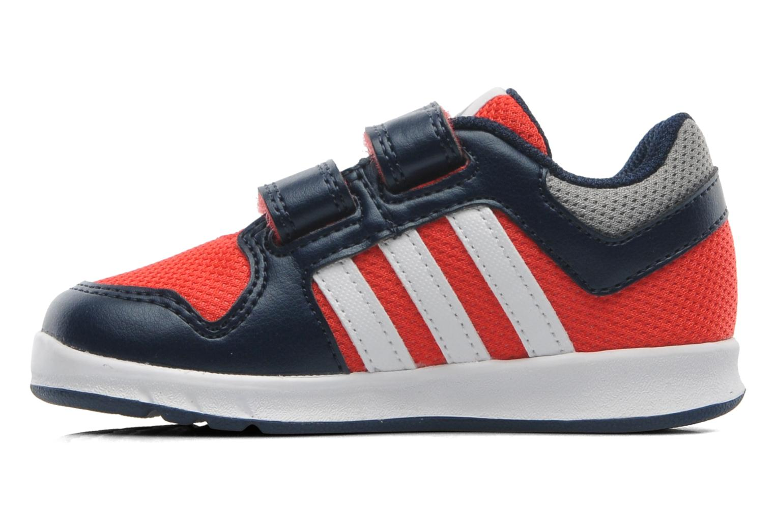 Baskets Adidas Performance LK Trainer 6 CF I Bleu vue face