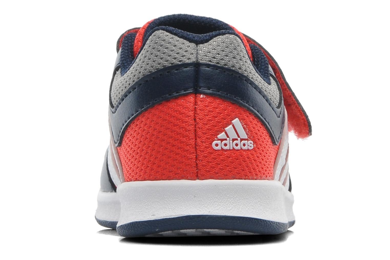 Sneaker Adidas Performance LK Trainer 6 CF I blau ansicht von rechts