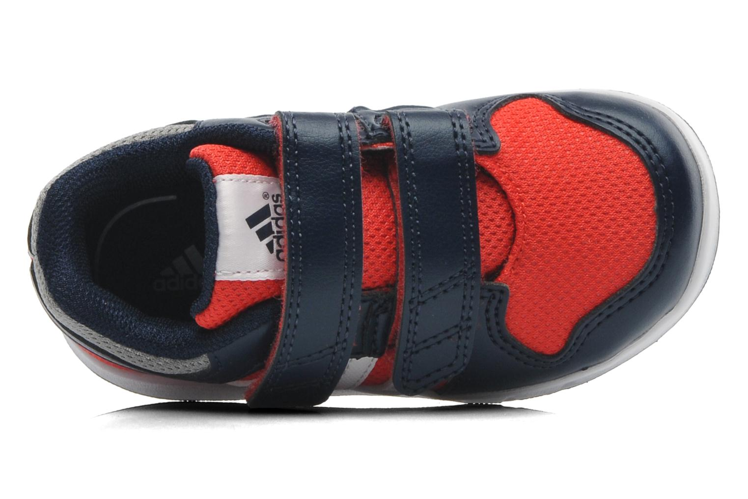 LK Trainer 6 CF I BRIGHT RED/COLLEGIATE NAVY/WHITE