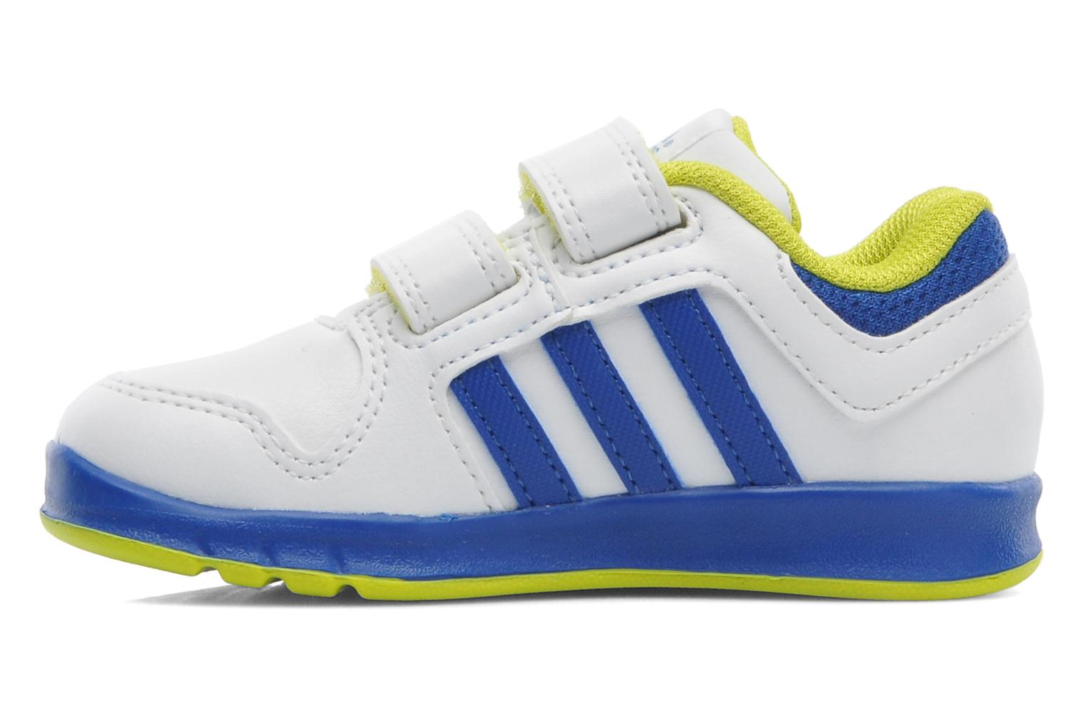 Sneakers Adidas Performance LK Trainer 6 CF I Wit voorkant