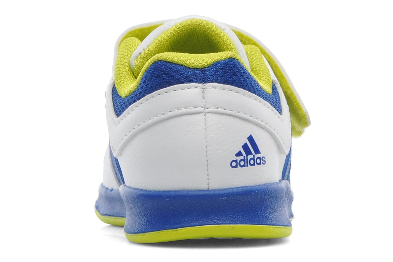Sneaker Adidas Performance LK Trainer 6 CF I weiß ansicht von rechts