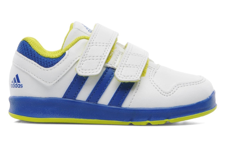Sneaker Adidas Performance LK Trainer 6 CF I weiß ansicht von hinten