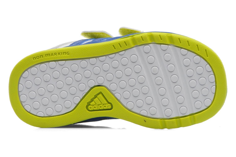 Sneaker Adidas Performance LK Trainer 6 CF I weiß ansicht von oben