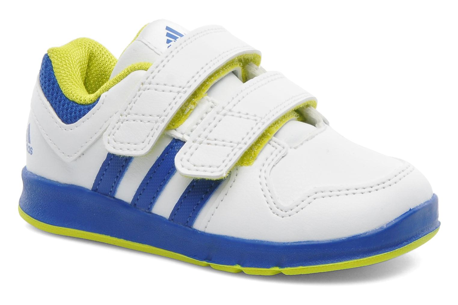 Sneakers Adidas Performance LK Trainer 6 CF I Wit detail