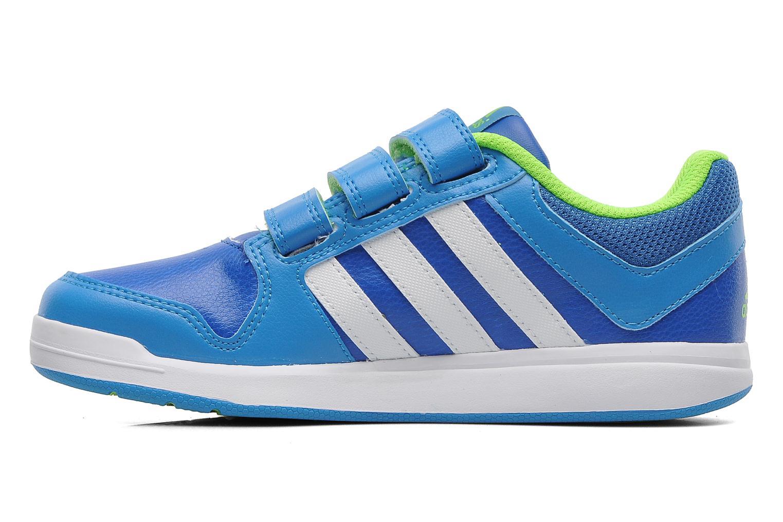 Sneaker Adidas Performance LK Trainer 6 CF K blau ansicht von vorne