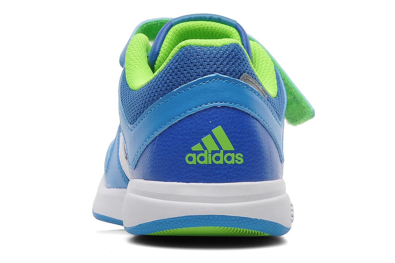 Sneaker Adidas Performance LK Trainer 6 CF K blau ansicht von rechts