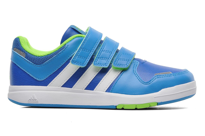 Sneaker Adidas Performance LK Trainer 6 CF K blau ansicht von hinten