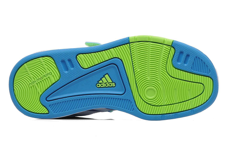 Sneaker Adidas Performance LK Trainer 6 CF K blau ansicht von oben