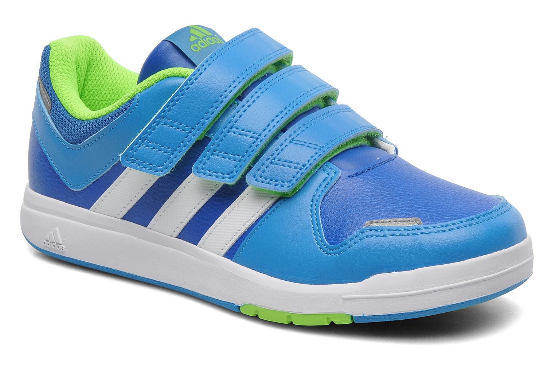 Sneaker Adidas Performance LK Trainer 6 CF K blau detaillierte ansicht/modell