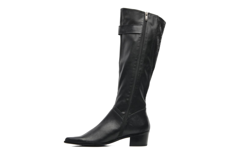 Stiefel Madison Amona schwarz ansicht von vorne
