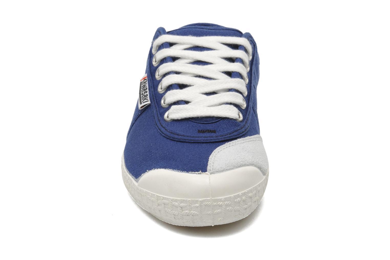 Sneaker Kawasaki Basic blau schuhe getragen