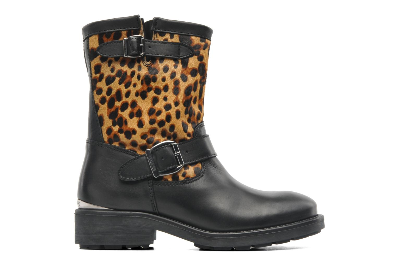 Bottines et boots Guess Lolla Noir vue derrière