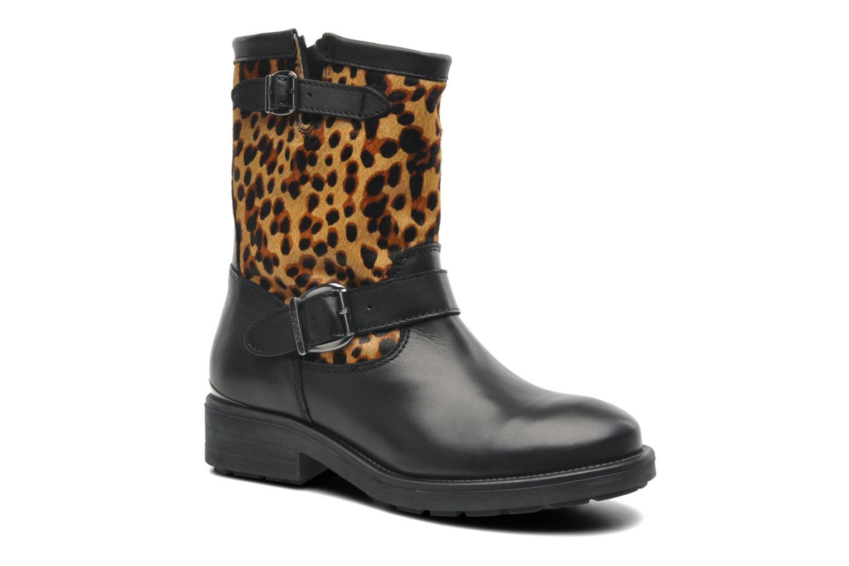 Bottines et boots Guess Lolla Noir vue détail/paire