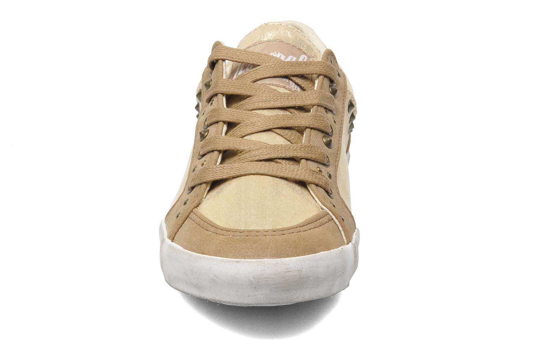 Sneaker Kaporal Stessa gold/bronze schuhe getragen