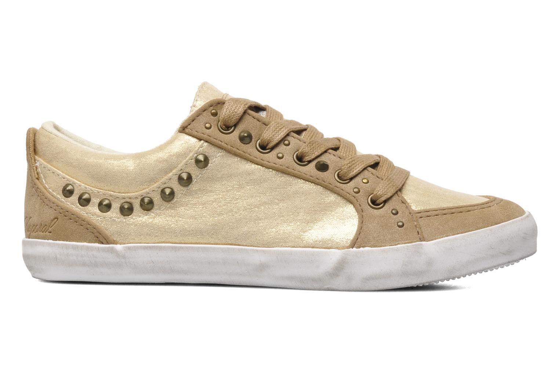 Sneaker Kaporal Stessa gold/bronze ansicht von hinten