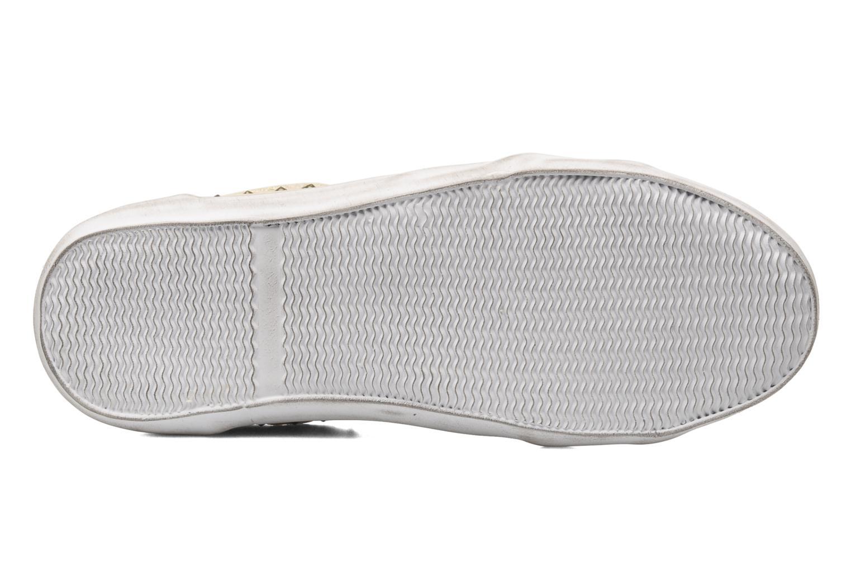 Sneakers Kaporal Stessa Goud en brons boven