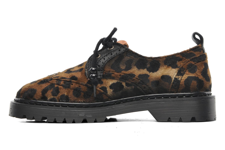 Chaussures à lacets Dolfie Alex Multicolore vue face