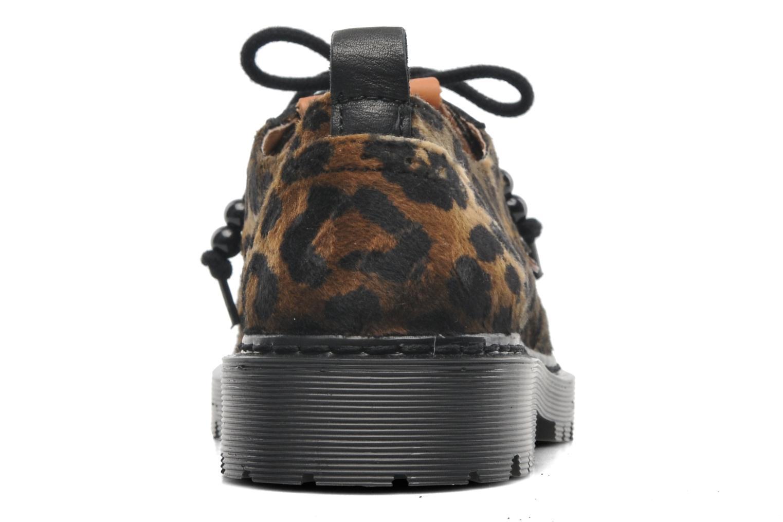 Chaussures à lacets Dolfie Alex Multicolore vue droite