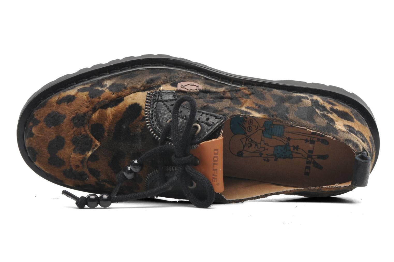 Chaussures à lacets Dolfie Alex Multicolore vue gauche