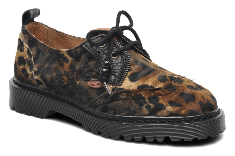 Chaussures à lacets Dolfie Alex Multicolore vue détail/paire
