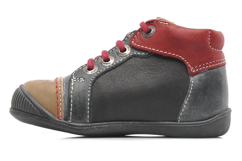 Bottines et boots GBB HADIL Noir vue face