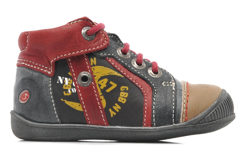 Bottines et boots GBB HADIL Noir vue derrière