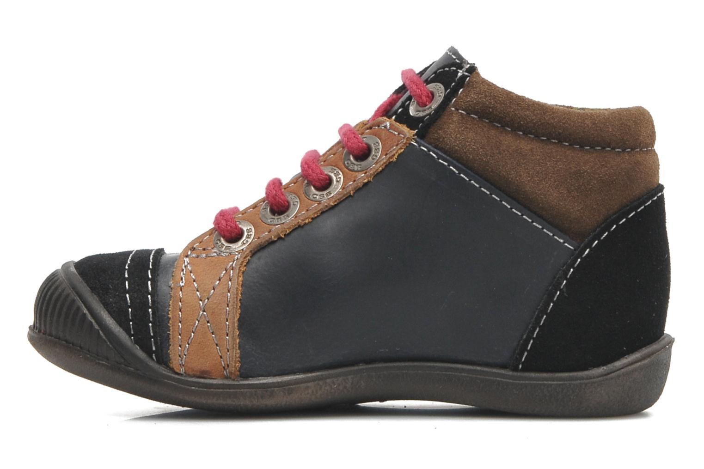 Boots en enkellaarsjes GBB HENKEL Multicolor voorkant