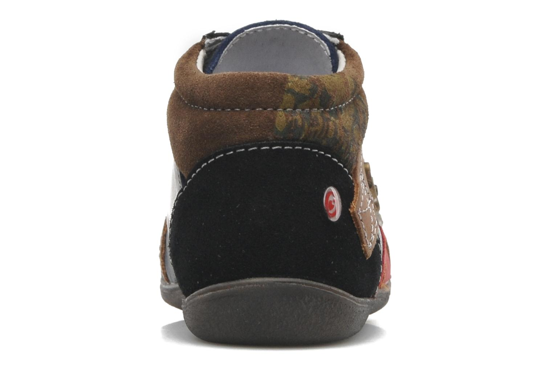 Boots en enkellaarsjes GBB HENKEL Multicolor rechts