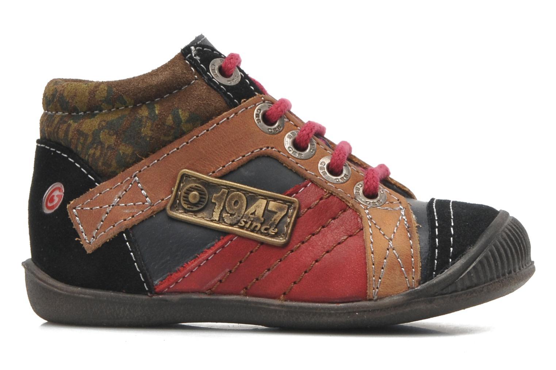 Boots en enkellaarsjes GBB HENKEL Multicolor achterkant